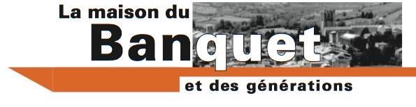 Agenda Litt' : La Maison du Banquet Logo