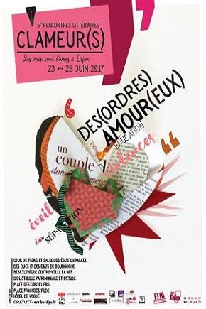 Agenda Litt' : Clameurs 2017