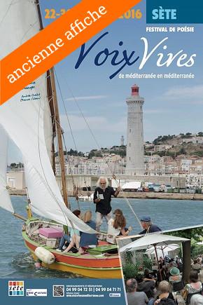 Agenda Litt' : Festival Voix Vives de Méditerranée en Méditerranée 2016