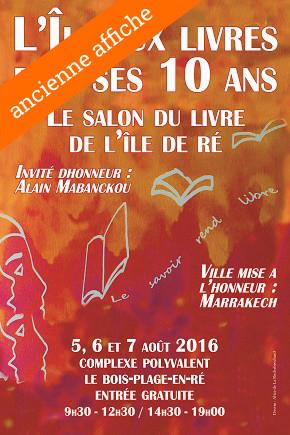 Agenda Litt' : L'Île aux Livres 2016