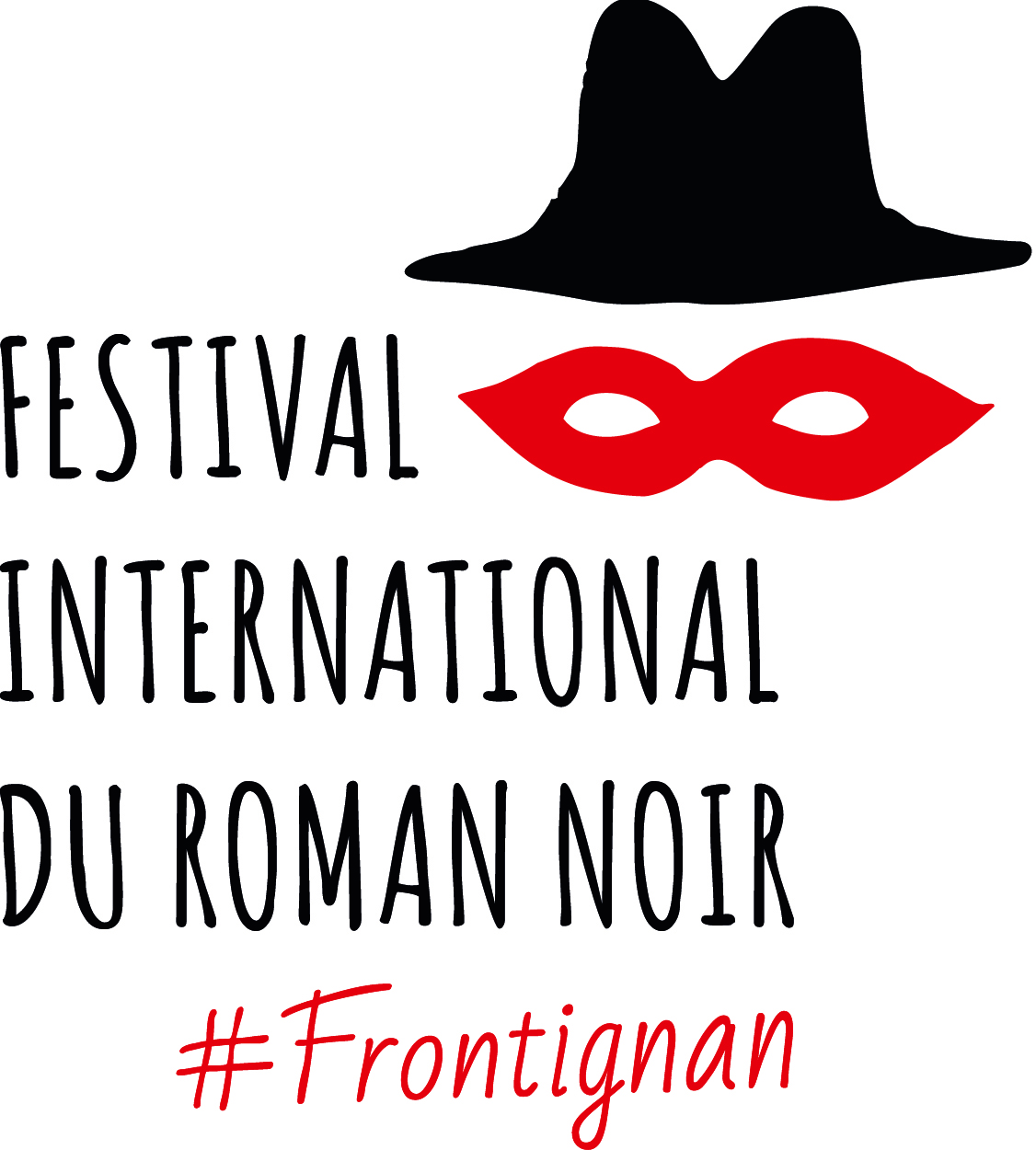Agenda Litt' : Logo Festival International du roman noir