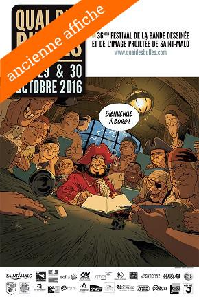 Agenda Litt' : Quai des Bulles 2016