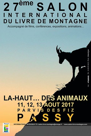 Agenda Litt' : Salon international du livre de montagne 2017
