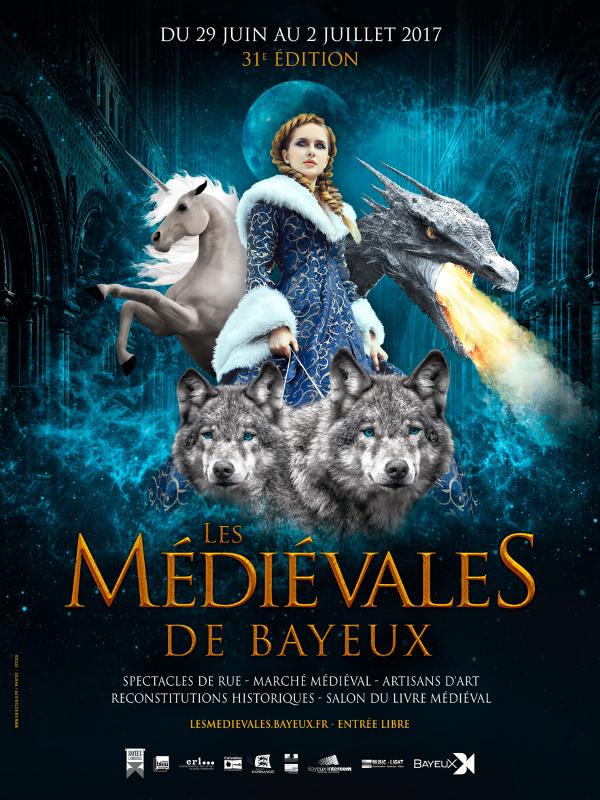 Agenda Litt' : Medievales-Bayeux-2017