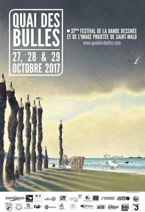 affiche quai des bulles saint-malo 2017-agendalitt