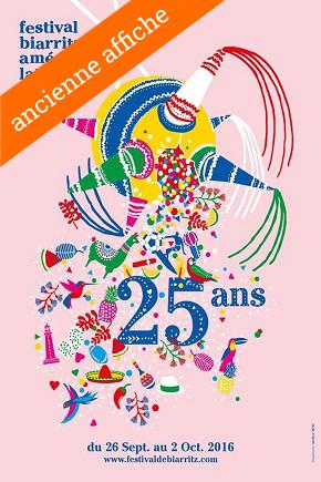 ©AtelierMêlé - Agenda Litt' : Festival de Biarritz Amérique Latine 2016