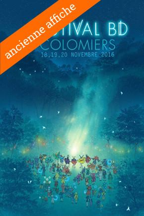 Agenda Litt' : Festival BD Colomiers 2016