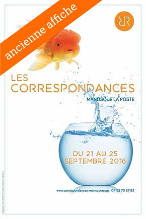 Agenda Litt' : Les Correspondances de Manosque 2016