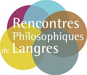 Agenda Litt' : Rencontres philosophiques de Langres Logo