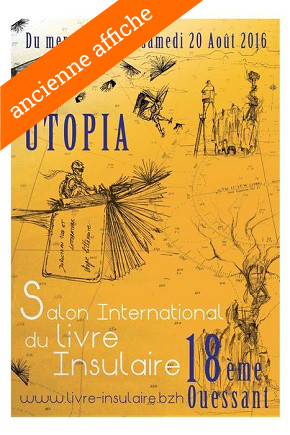 Agenda Litt' : Salon international du livre insulaire 2016