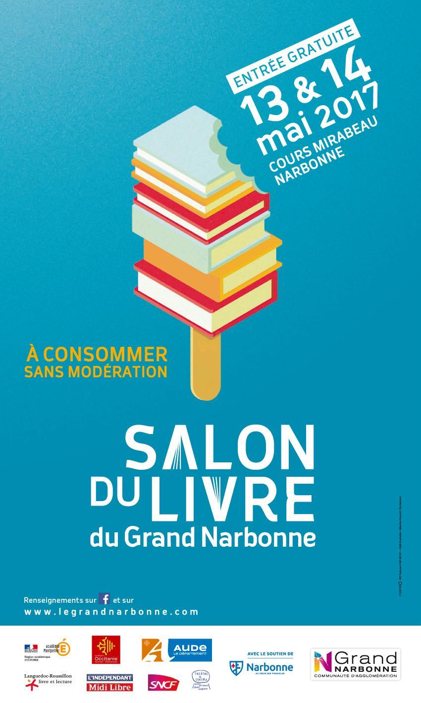 Salon du livre et de la jeunesse du grand narbonne 4e dition agenda litt 39 - Salon du livre anarchiste ...