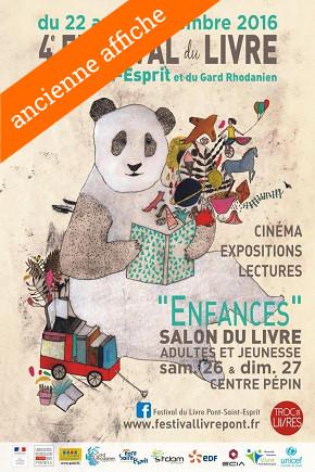 Agenda Litt' : Festival du livre de Pont-St-Esprit 2016