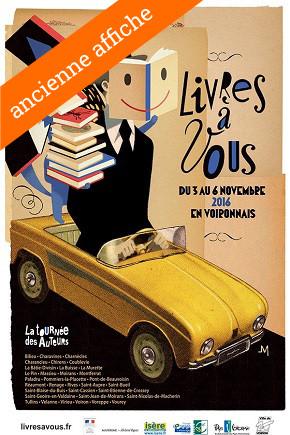 Agenda Litt' : Livres à vous! 2016