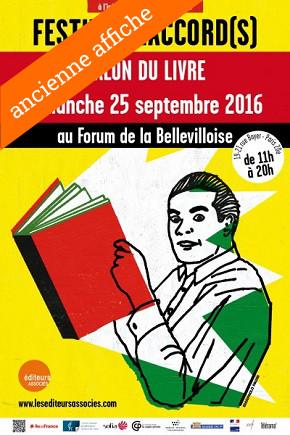 Agenda Litt' : Salon du livre Festival Raccords 2016