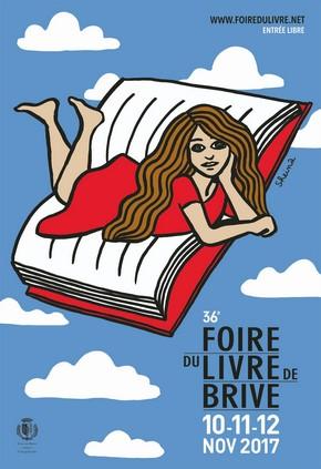 Agenda Litt Foire du livre Brive-la-Gaillard 2017-petite