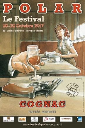 affiche festival polar cognac 2017_agendalitt
