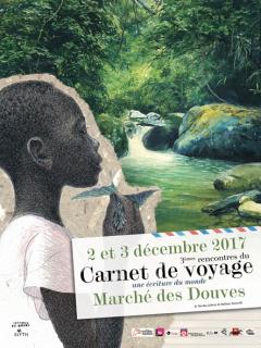 Agenda Litt Carnet de voyage 2017